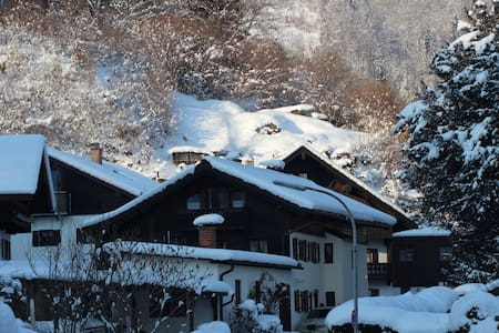 Nice &Cosy House in Bavarian Alps 1 - Oberaudorf - Casa