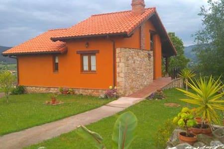 PRECIOSA CASA CON JARDIN - Cantabria