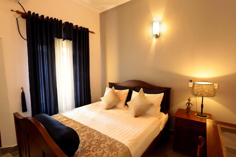 Mitrayu cozy bed for a good night sleep