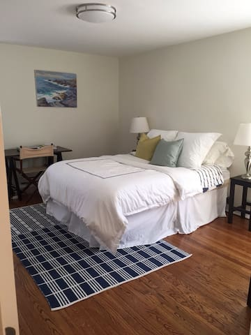 US Open apartment in downtown Rye