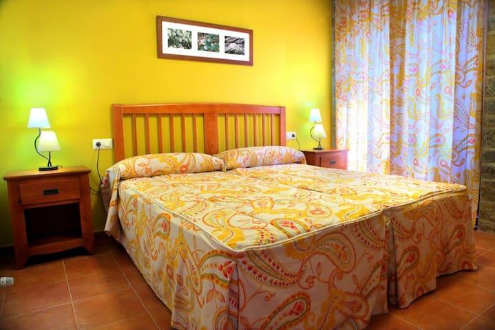 Casas Pirineo - Apto MURO DE BELLOS - Gerbe - Flat