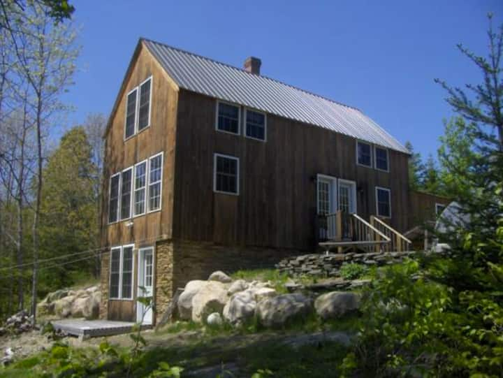 Oceanside Cottage near Acadia
