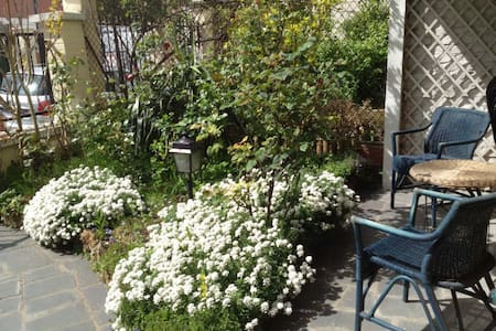 Studio with garden closed to Paris - Fontenay-sous-Bois