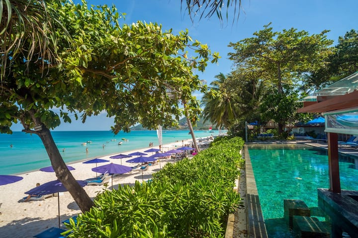 Synergy villa connect step to chaweng beach Samui