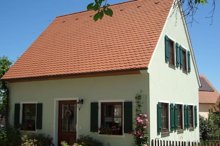 Holiday & Vacation house in Franconia, Free Wifi - Neuendettelsau - House