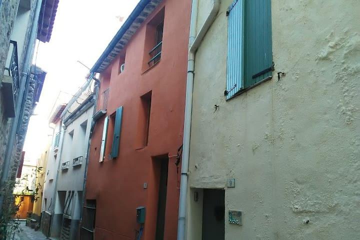 Pretty village house/jolie maison de village