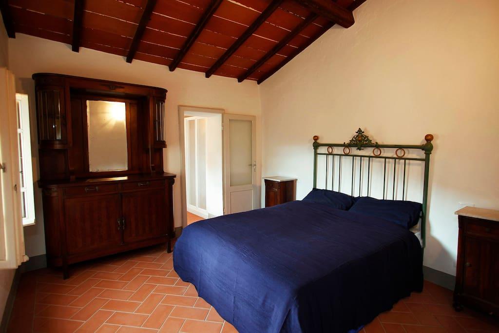 Bedroom 1 - Apartment 'Marcello'