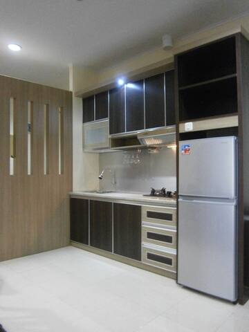 Clean and Comfy Apartment of wonderful Jakarta