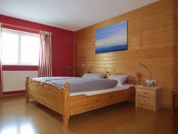 Ferienwohnung Lavendel, (Höchenschwand), Ferienwohnung 60qm, 1 Schlafzimmer, max. 2 Personen