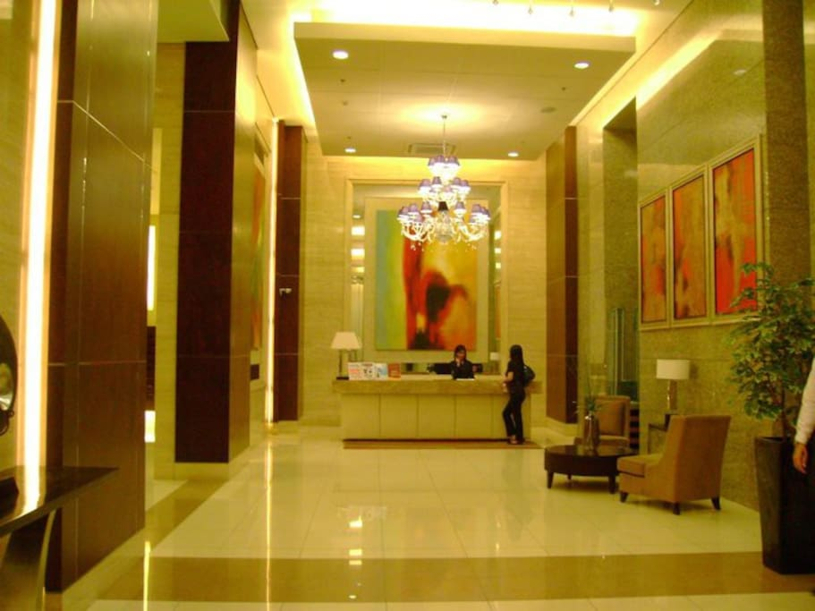 foyer main entrance