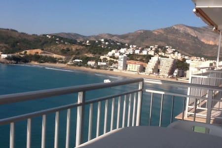 Wifi y vistas en playa de la Concha - Oropesa del Mar