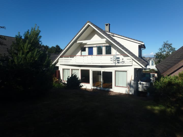 Nice house in good area close to Stavanger/ONS.
