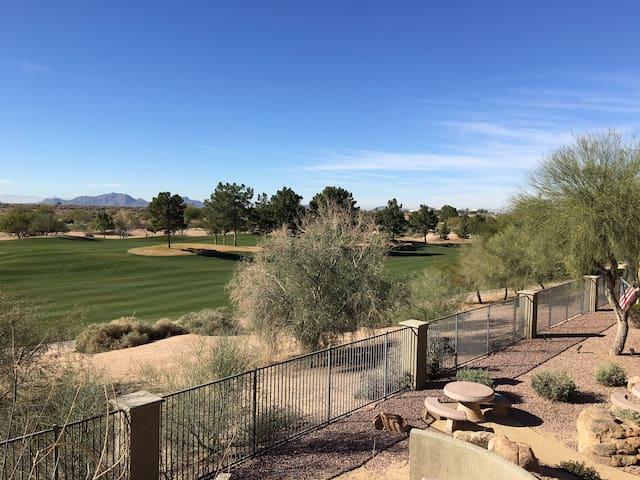 2 BD Condo Overlooking TPC Champions Golf Course