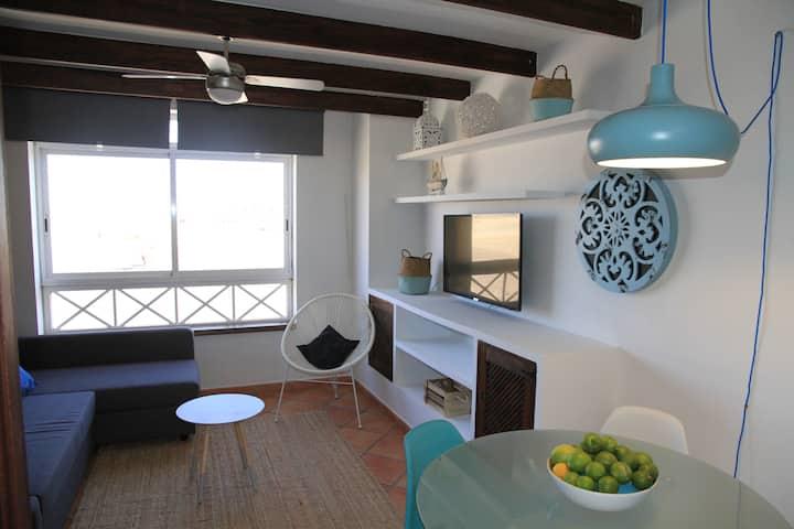 Cozy apartment with stunning  Fuerteventura views