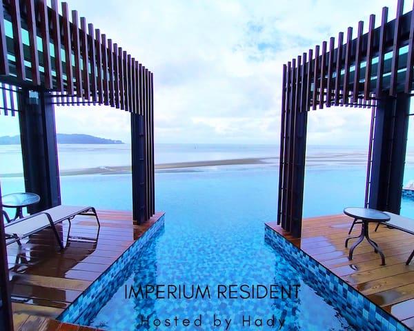 Imperium Resident Kuantan Waterfront Sea View