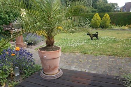Welcome to our home Bienvenido a nuestra casita! - Gronau (Westfalen) - บ้าน