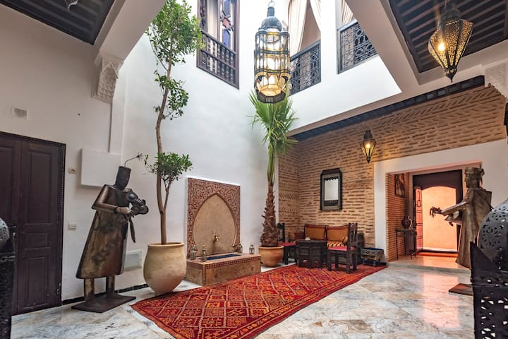 Private room | Charming Riad in the Medina