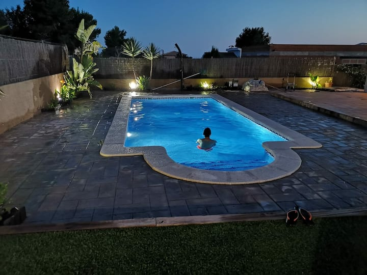Tu casa de vacaciones con piscina privada