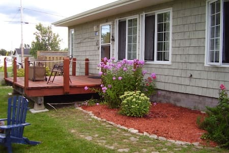 Beautiful cottage near Shediac NB - Grande-Digue - Zomerhuis/Cottage