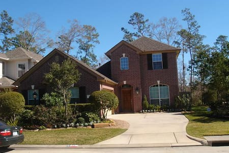 Beautiful house and great location, - The Woodlands - Dom