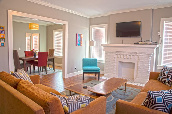 Awesome 1 bedroom near State Capitol