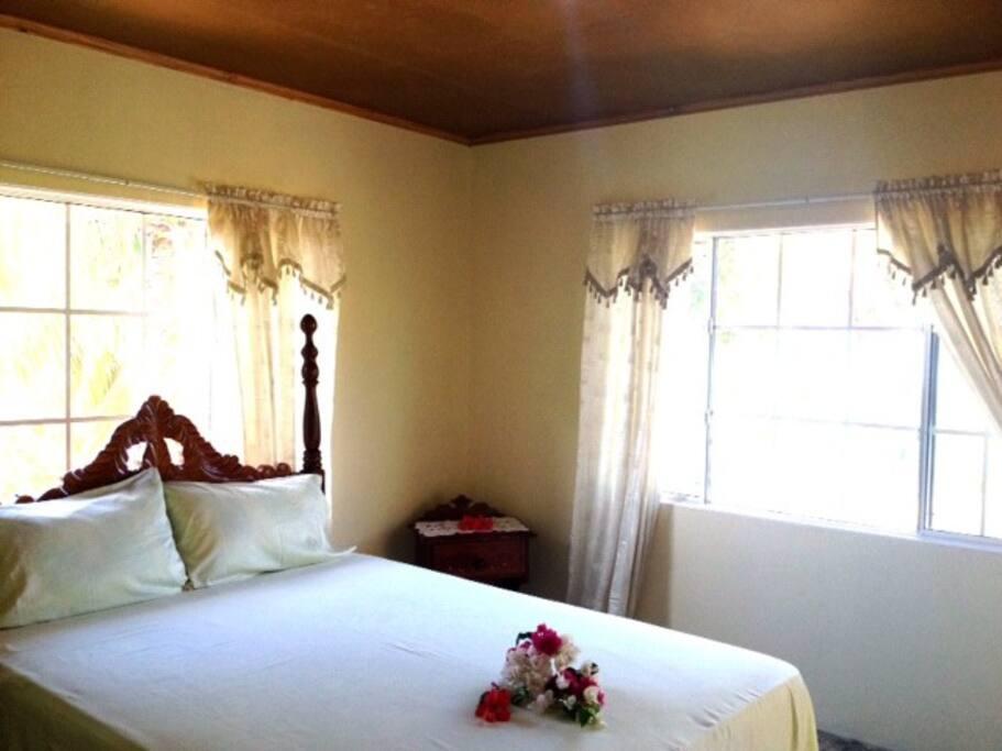 Ocean View Room Upstairs