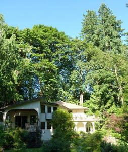 Legal lg. suite/ garden river acre. - Maple Ridge