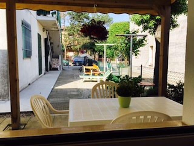Appartamento a due passi dal mare - Punta Marina - Apartment
