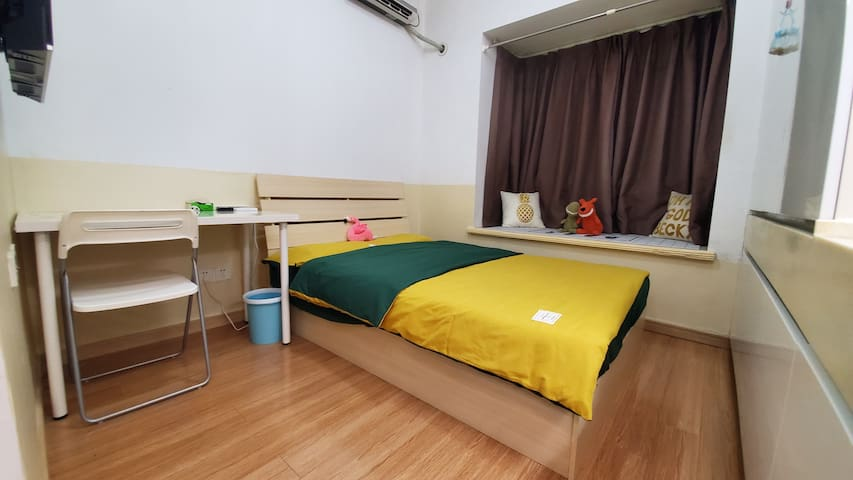 万乐城公寓  华师大&交大附近