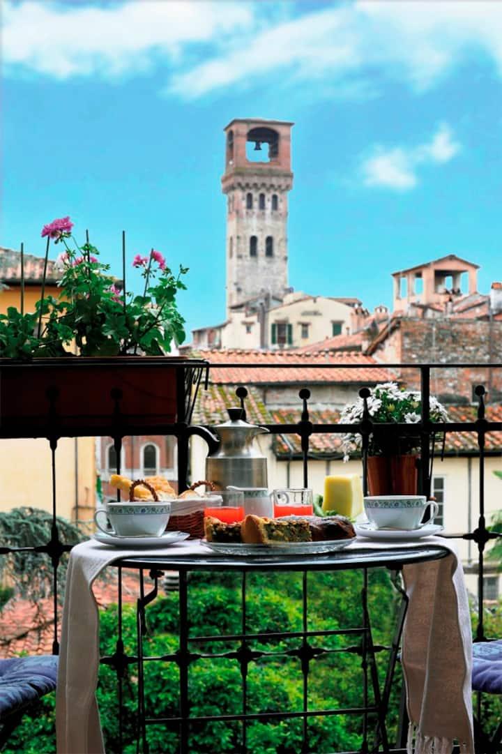 B&B di Charme, Lucca centro storico