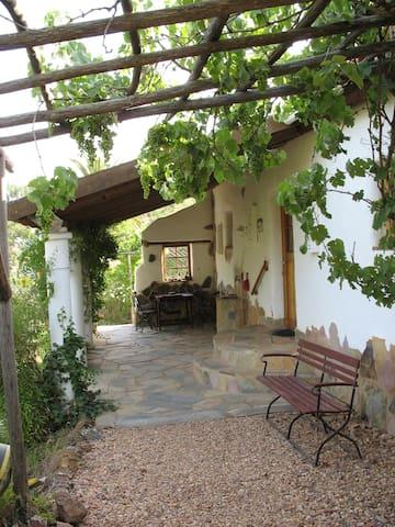 Casa da Palmeira op ydillische plek