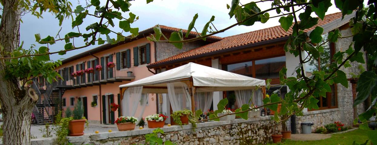 the authentic hospitality of Friuli - Versa - Bed & Breakfast