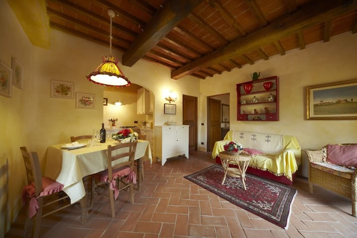 Romantic apartment in Chianti !! - Tavarnelle Val di Pesa - อพาร์ทเมนท์