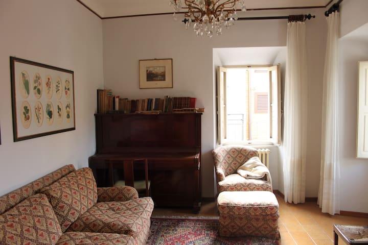 Casa Alessandrina  - Montefortino - Rumah