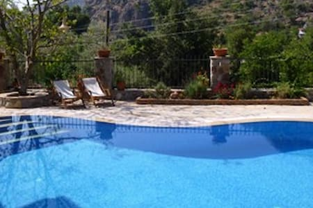 Villa Han, Orhaniye Village, near Marmaris, Turkey - Marmaris - Dům