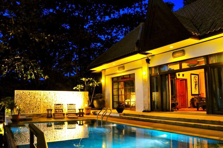 Siri Villa@Bintan - Tanjungpinang - Casa de campo