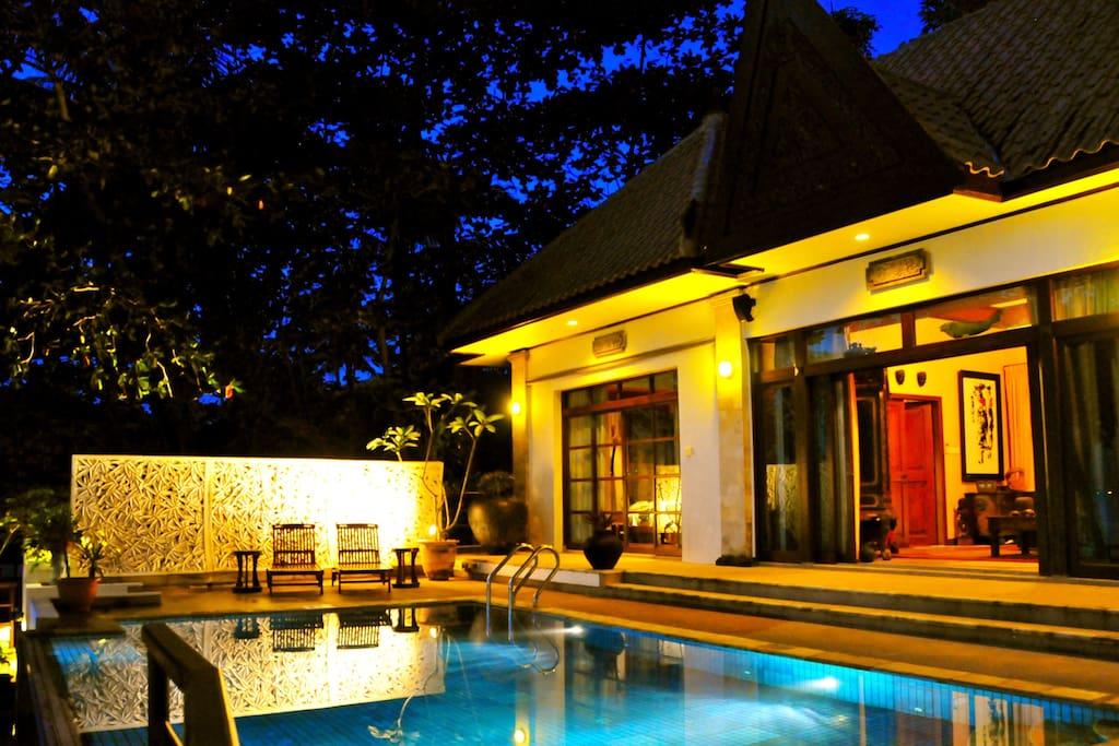 Siri Villa@Indra Maya,Bintan.