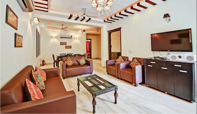 SERVICED APARTMENTS NEW DELHI REDLEAF Apartments