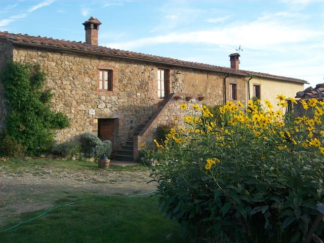 beautiful country house in tuscany - Chianni - Talo