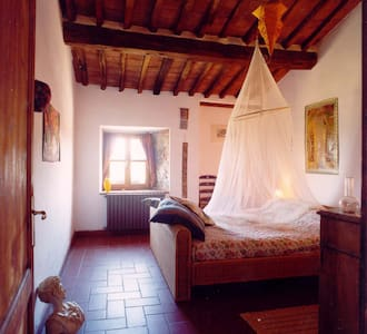 in a Tuscan hill,very nice room - Chianni