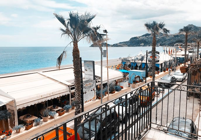 Casa Vista Mare sulla Baia di Taormina