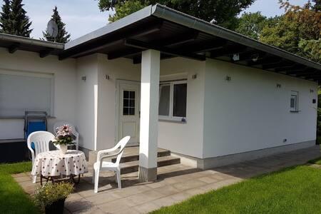 Bungalow/Gästehaus / Obj. 1   für 1 - 2 Personen