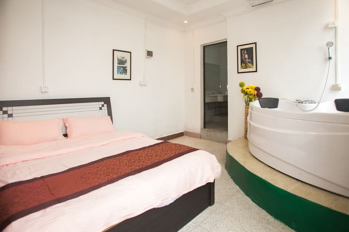 Resort and Spa apartment - Shaoguan - Huis