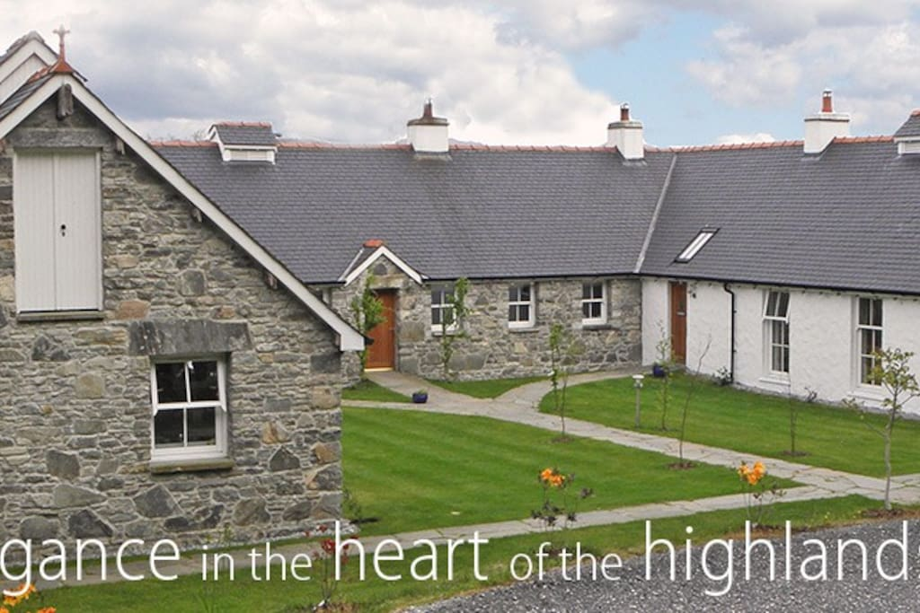 Elegance in the heart of the Highlands