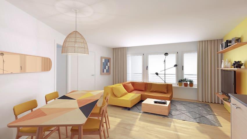 Vanil des Artses - Appartement de 2 pièces