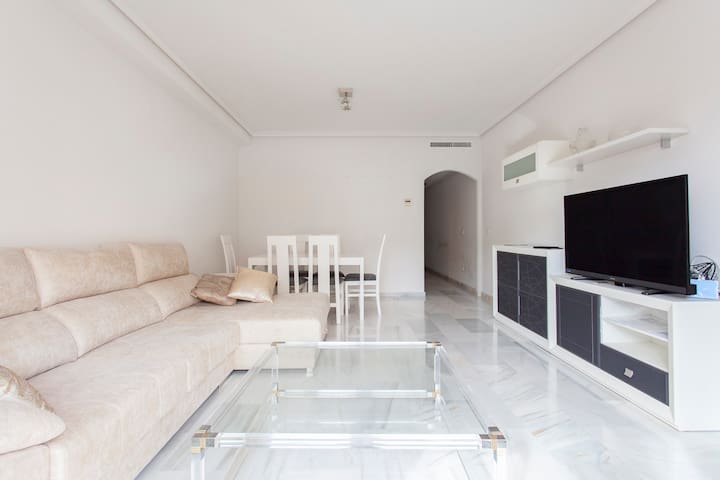 Calm and Silent apartment in the heart of Calpe - Calp - Flat