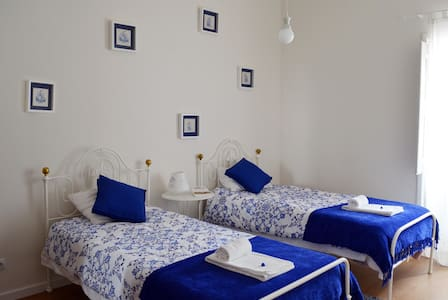Twin room - Portuguese Sea - Faro