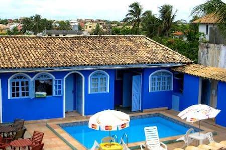 Praia  acomodação e bem estar - Lauro de Freitas - Bed & Breakfast