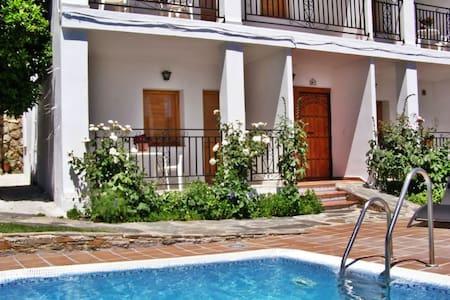Coqueto apartamento con Jacuzzi de dos plazas - Mecina Bombarón - Lejlighed