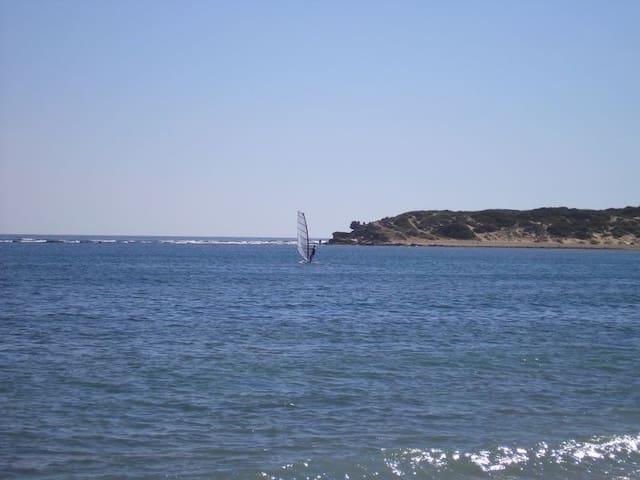 Superb coastline for outdoor activities